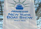 The 2019 Progressive Insurance New York Boat Show