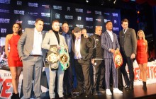 Canelo VS Jacobs  Undisputed World Middleweight  Boxing Fight NY PR Conference-2019