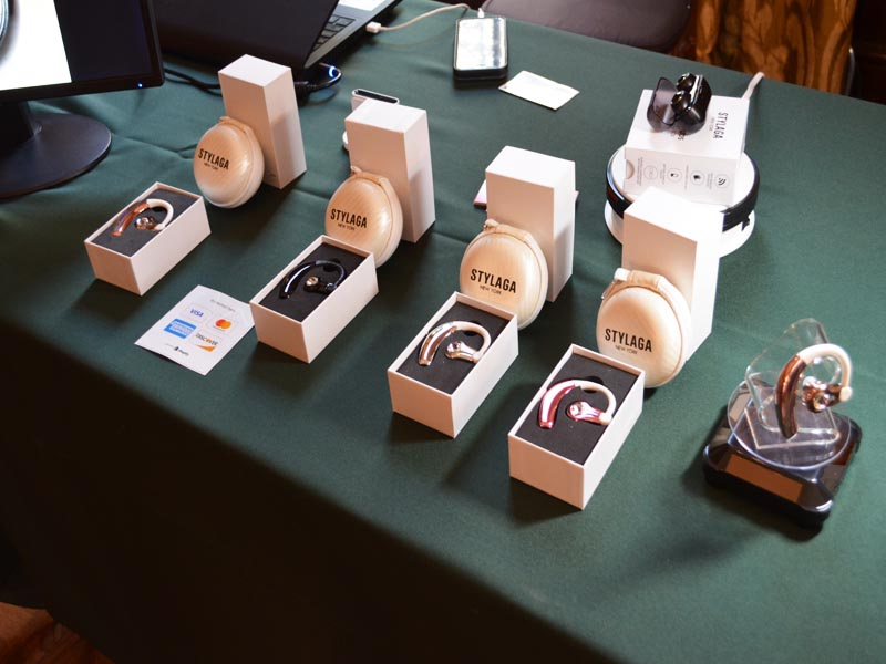, Truly Wireless Fashion Earphones