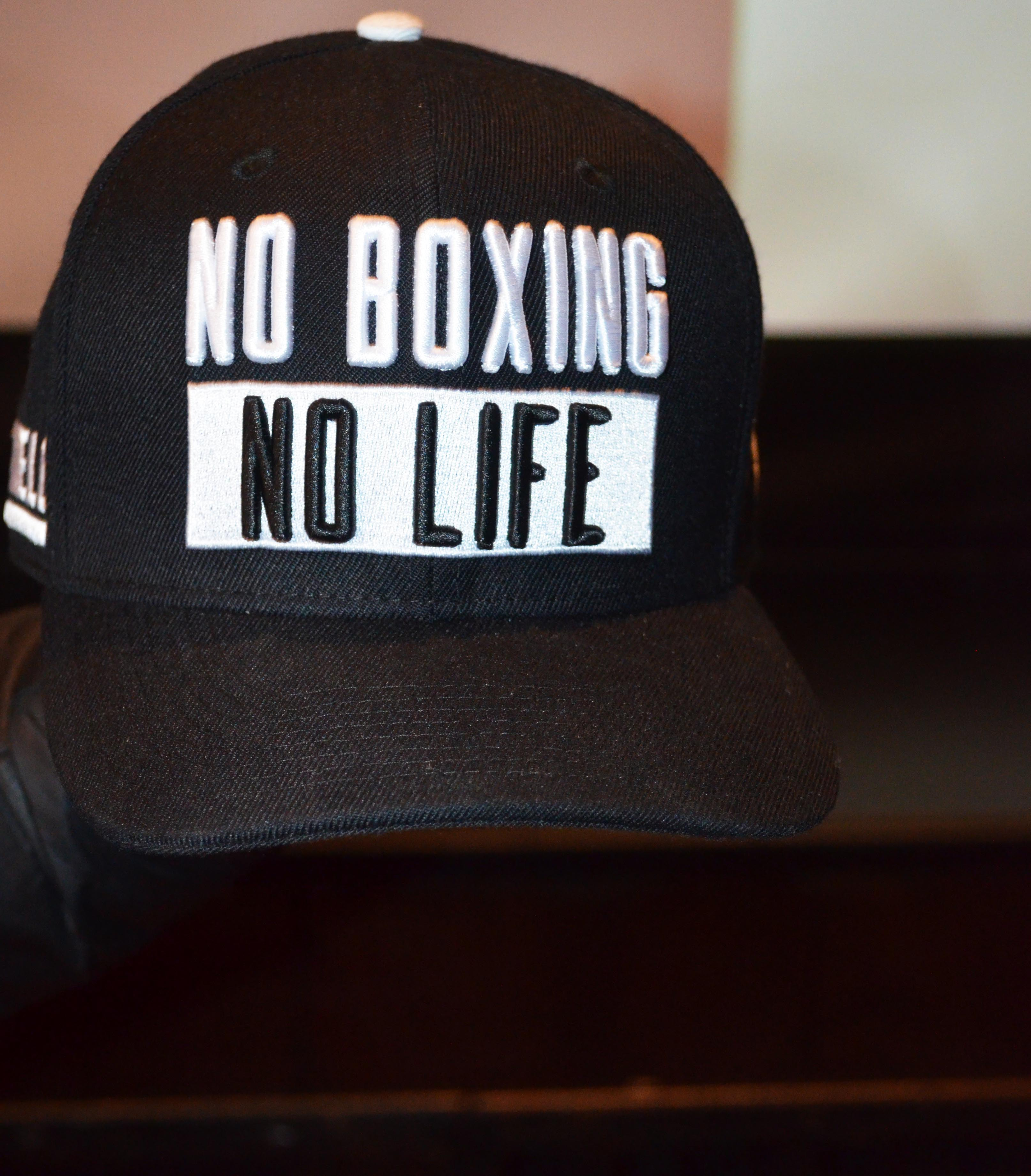Boxing Promotion hat