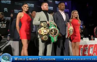 Canelo VS Jacobs  Undisputed World Middleweight  Boxing Fight NY PR Conf-2019
