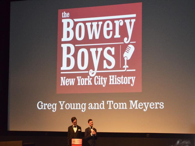 Bowery Boys Podcast