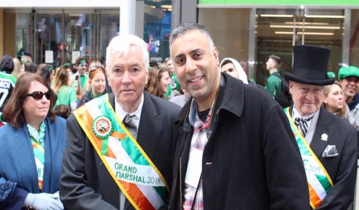 St Patrick's Day Parade NYC-2019