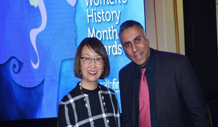 Healthfirst's  4th Annual Women's History Month Awards Gala-2019