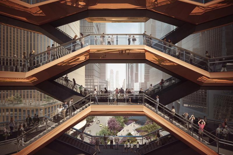 Hudson Yards Real estate Projects