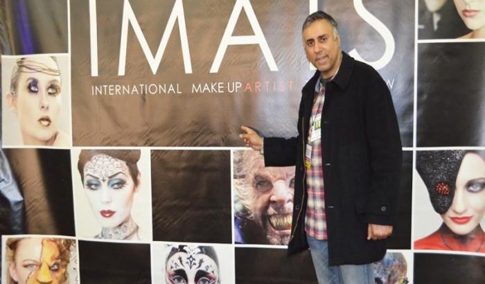 The International Make-Up Artist Trade Show ( IMATS)- NYC 2019