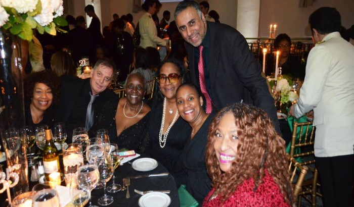 The Greater New York Chapter of The Links 70th Anniversary of Service Diamonds & Pearl Gala -2019