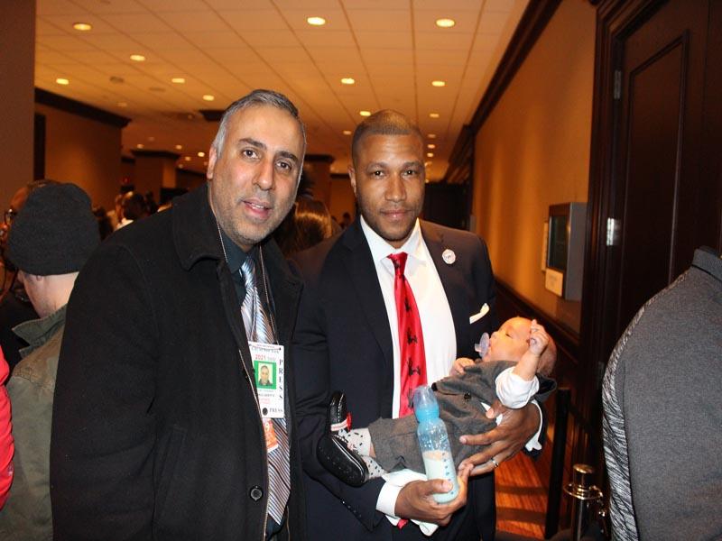 Al Marcus ,Rev Al Sharptons Grandson