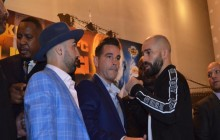 Bare Knuckle Fighting Championship  Paulie Malignaggi vs. Artem Lobov Grudge Match NY Press Conf-2019
