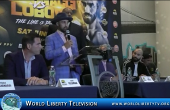 Bare Knuckle Fighting Championship  Paulie Malignaggi vs. Artem Lobov NY Press Conf-2019