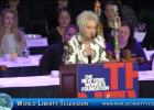 Keynote Speech by Cyndi Lauper Grammy Emmy and Tony Winning Artist @ NYWFD-2019