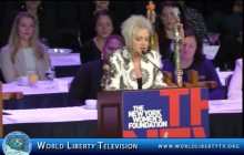 Keynote Speech by Cyndi Lauper Grammy Emmy and Tony Winning Artist @ NYWFD-2019