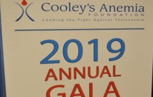 COOLEY'S ANEMIA FOUNDATION GALA-2019