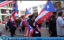 62nd ANNUAL NATIONAL PUERTO RICAN DAY PARADE ON 5th AVENUE NYC-2019