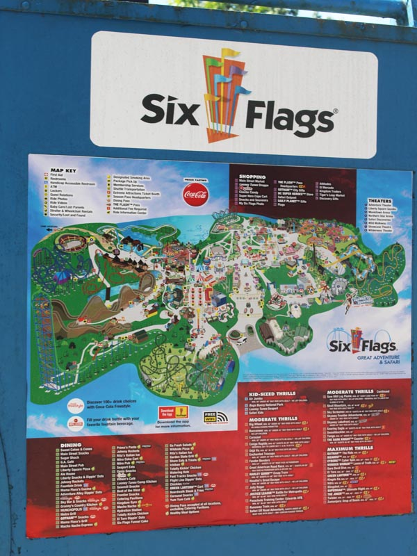Six Flags Great Adventure Park And Safari In New Jersey 2019 World Liberty Tv Multicultural Online Tv