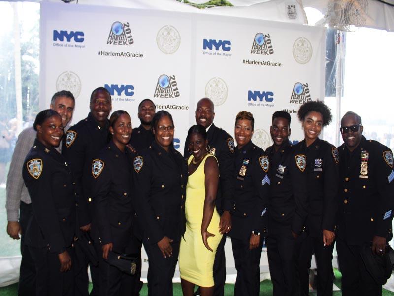 Harlem Month Celebration at Gracie Mansion NYC 2019 | World