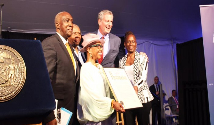 Harlem Month Celebration at Gracie Mansion NYC-2019