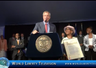 Harlem Month Celebration at Gracie Mansion New York City -2019