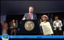 Harlem Month Celebration at Gracie Mansion New York City -2019