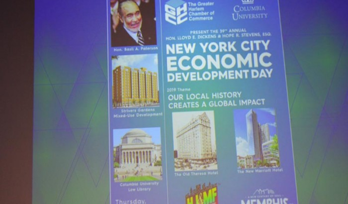 Harlem Week's NYC Economic Development Day  at Columbia University-2019