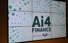 Ai4 Finance Conference August 21 & 22 2019 -NYC