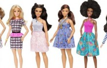 Mattel's Barbie FASHIONISTAS Dolls and Barbie Dream Plane Reviews-2019