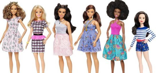 Mattel's Barbie FASHIONISTAS Dolls and Barbie Dream Plane Reviews-2019