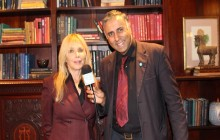 Interview with Actress & Advocate  Rosanna Arquette & her daughter Zoe Bleu Sidel