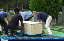 Ed Rouse's Funeral  handled by Humanitarians of the World Inc-2019