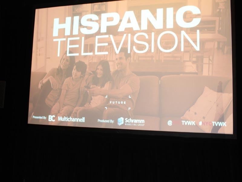 Hispanic Television
