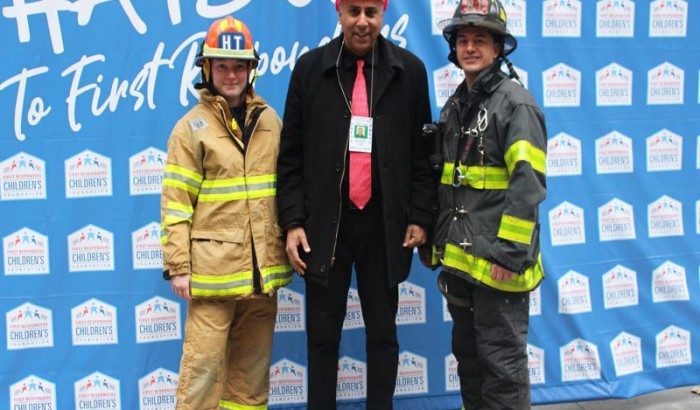 First Responders  Children's Foundation's 19th Annual Thanksgiving Day Parade Breakfast-2019