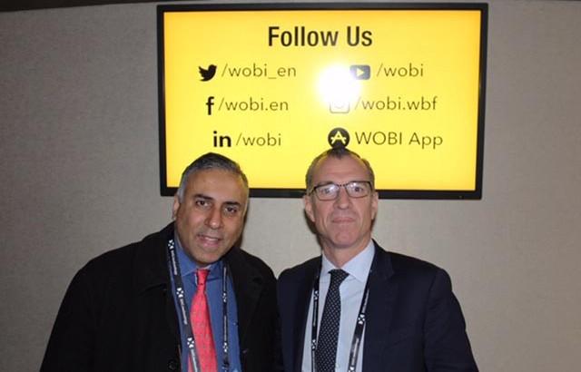 World Business Forum , World of Business Ideas (Wobi)  -2019