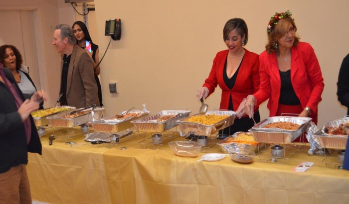 Washington Heights Multi Cultural Center's Thanksgiving Dinner-2019