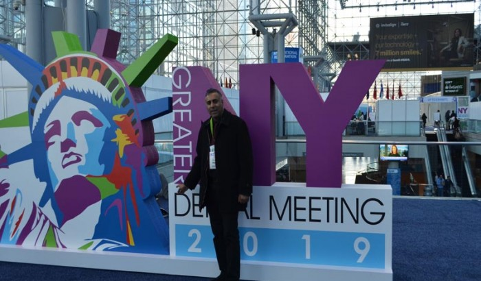 2019 Greater New York Dental Meeting  at NY Javits  Center