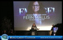 Fern Mallis Godmother of NY Fashion Week Honored at EMERGE Fashion Show-2020