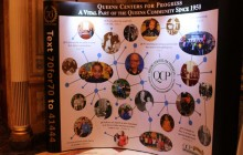Queens Center for Progress (QCP) evening of fine food-2020