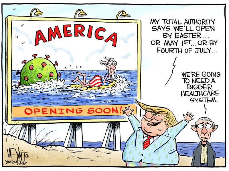 America Opening soon