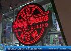 Krispy Kreme opens Giant Mega Store at Times Square NYC-2020