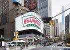 Krispy Kreme opens Giant Store at Times Square NYC-2020