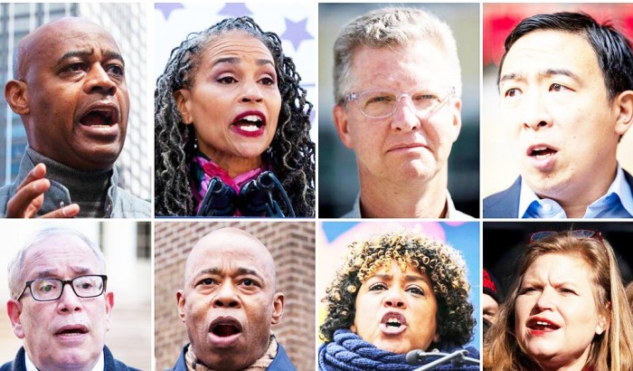 Who is the Next Mayor of New York City? -2021
