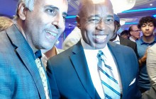 NYC Mayoral Candidate Eric Adams Event at Bronx NY-2021