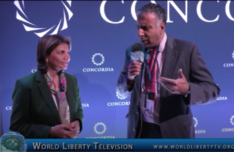 Exclusive interview with Laura Chinchilla Former President of Costa Rica-2021