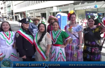 27th Annual Mexican Day Parade NYC -2021
