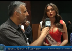 Miss Universe ANDREA MEZA Named 2021 'MADRINA' Of The Latino Commission On Aids-2021
