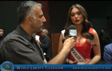 Exclusive interview with Miss Universe ANDREA MEZA -2021
