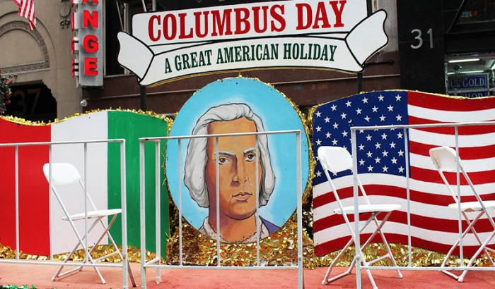 77th Annual Columbus Day Parade NYC-2021