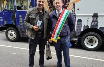 77th Annual Columbus Day Parade New York City-2021