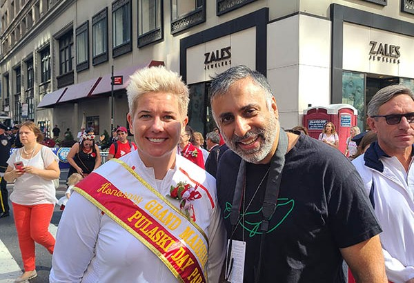 The 84th Pulaski Day Parade New York City -2021